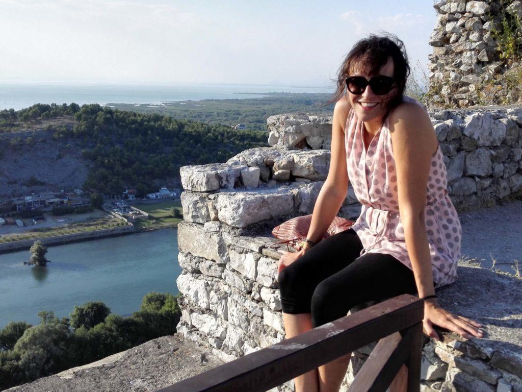rozafa castello scutari albania fortezza shqiperia shkoder colle chiara soban