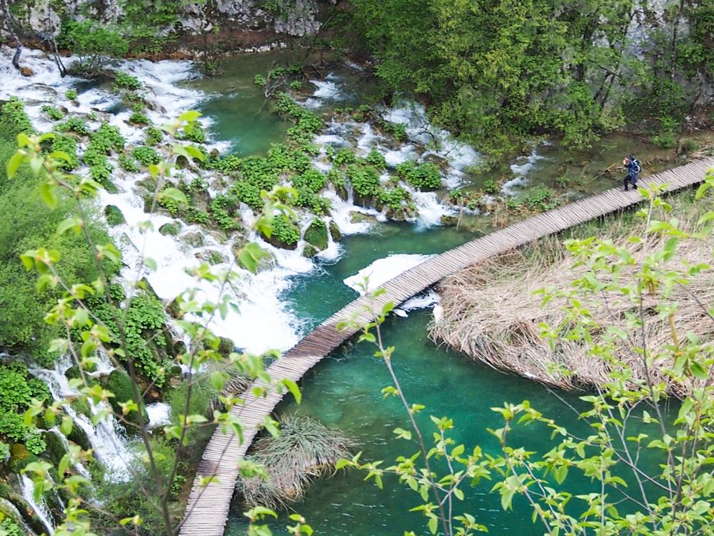 plitvice Plitvička jezera unesco parco laghetti croazia parco naturale jezera
