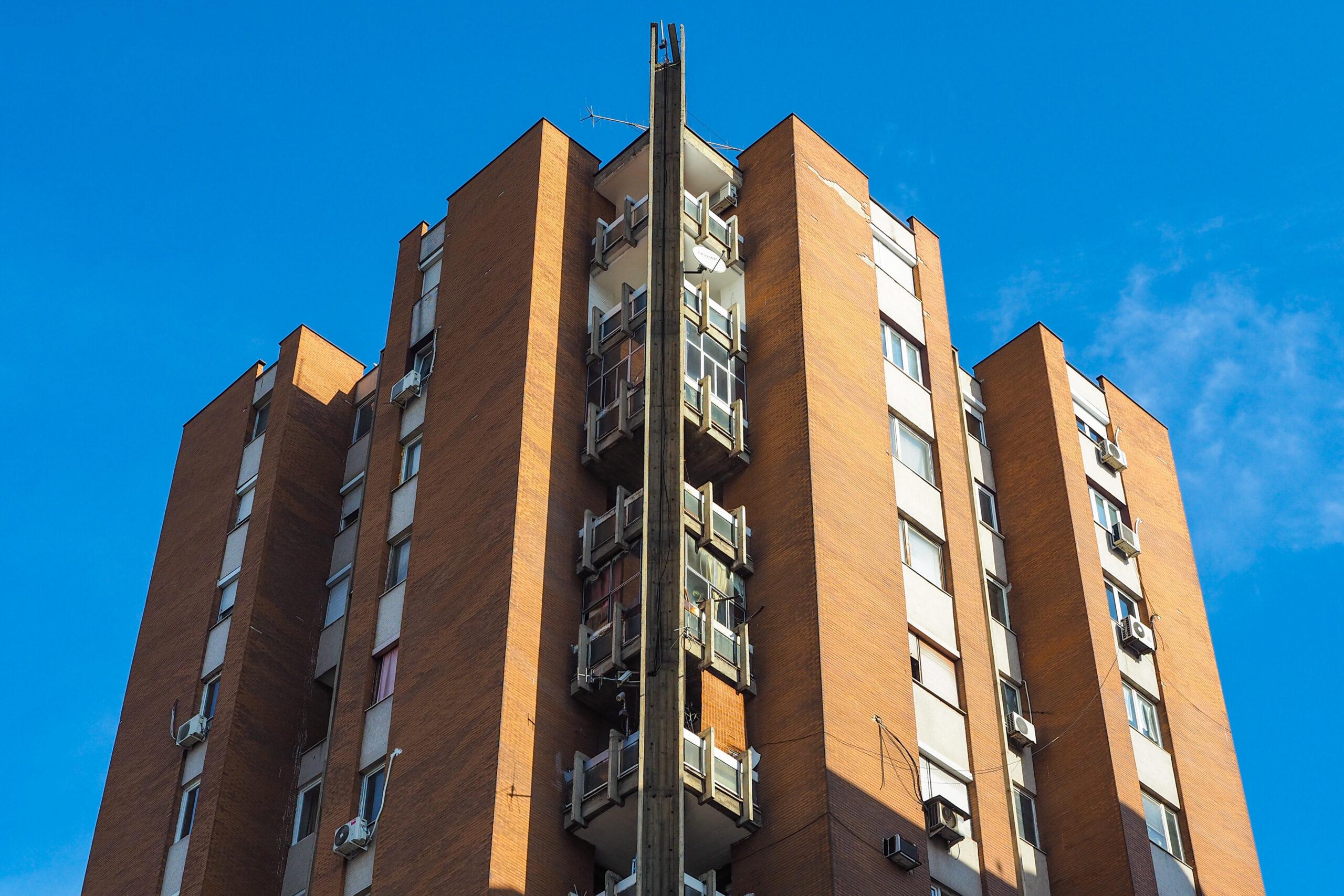 architettura brutalista